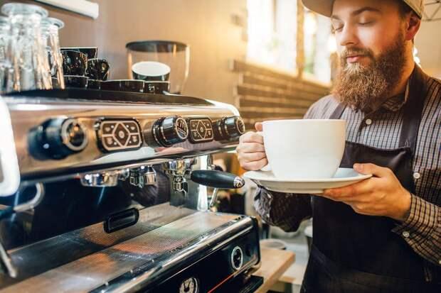 Кофейня продает чашку кофе за 60 тысяч рублей