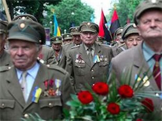 Новость на Newsland: Даже нацизм у Украины не свой