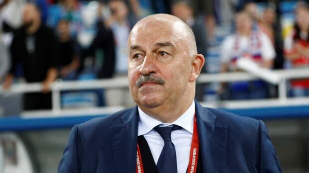 Черчесов объяснил вызов Захаряна в сборную России для подготовки к Евро-2020