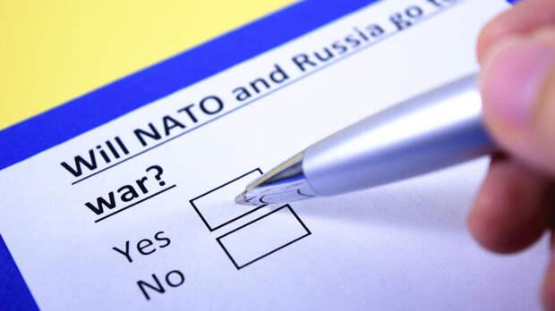НАТО против России: кто мирный?