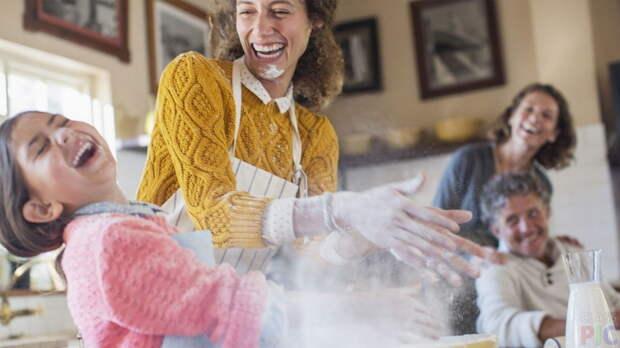 Смех лучшее лекарство. Семь способов моментально зарядиться энергией. Фото с сайта NewPix.ru