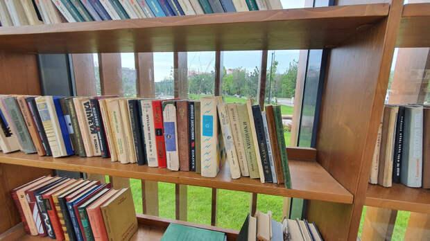 Книги в библиотеке «Book сrоssing» в Волгограде