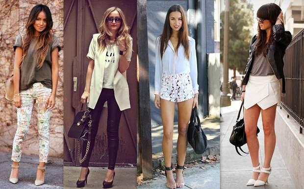 Модная одежда плохо сочетается с другими вещами из гардероба. / Фото: 54122.skynell.biz