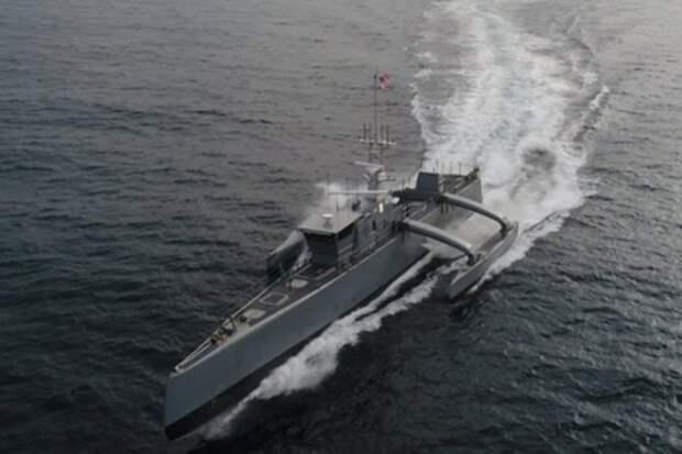 Американцы хотят создать безэкипажный корабль