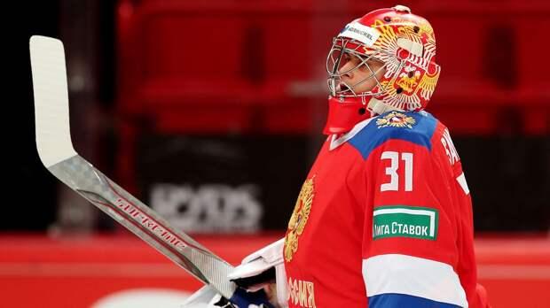 Самонов — о своем участии в ОИ: «Составы зависят от решения НХЛ, но и в КХЛ сильна конкуренция среди вратарей»