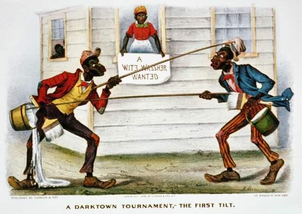 Дарктаунский рыцарский турнир - нанесение первых ударов