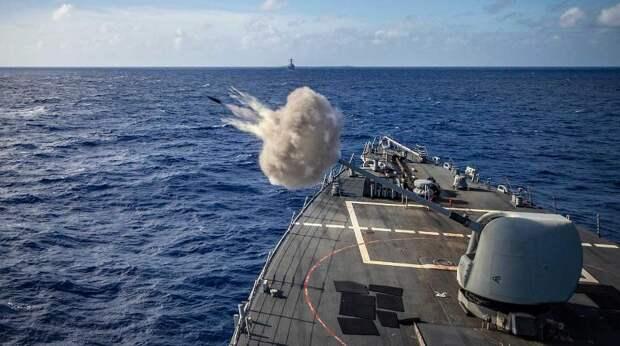 """Западные СМИ назвали Россию """"растущей угрозой"""" для НАТО в Черном море"""