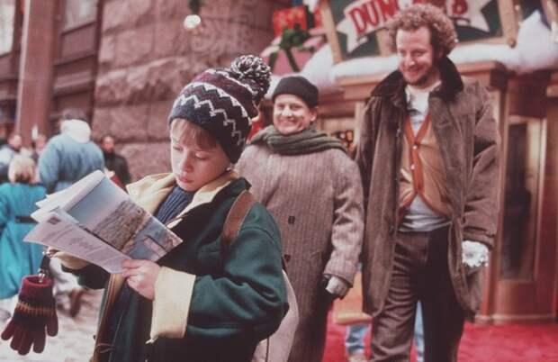 Тест: Хорошо ли вы помните культовый фильм «Один дома»?