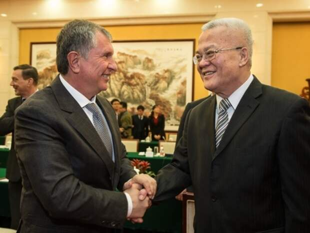 «Роснефть» и китайская CNPC обсудили перспективы новых совместных проектов
