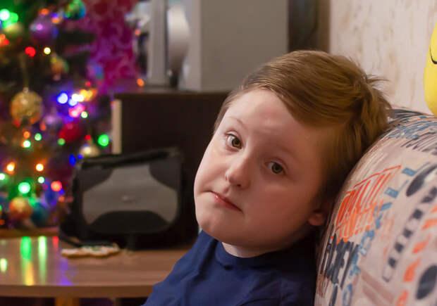 Помогите маленькому Богдану Благодатских!