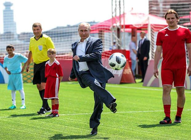 Путин выступил против отмены лимита на легионеров