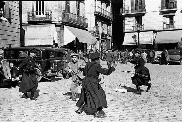 Гражданская война в Испании