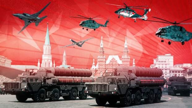 В Москве 23 апреля пройдет передислокация военной техники, участвующей в параде Победы