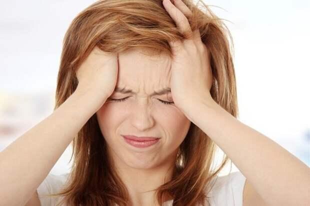 Как справиться с мигренью?