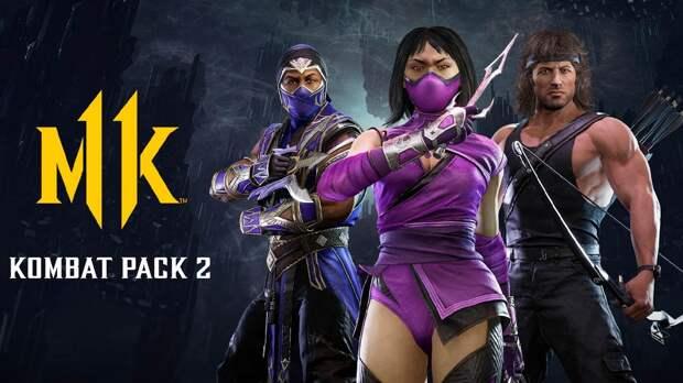 Рэмбо поколотит персонажей файтинга Mortal Kombat 11
