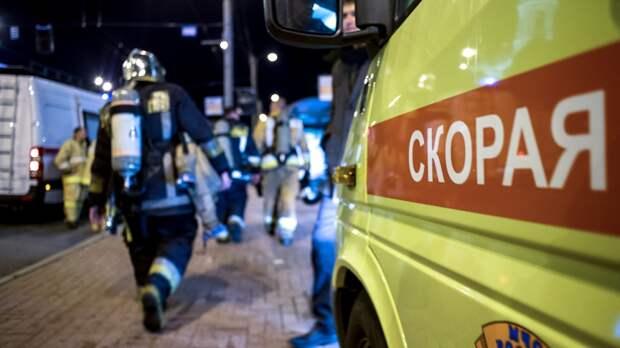 Спасатели нашли трупы двух детей на месте пожара дома в Иркутской области