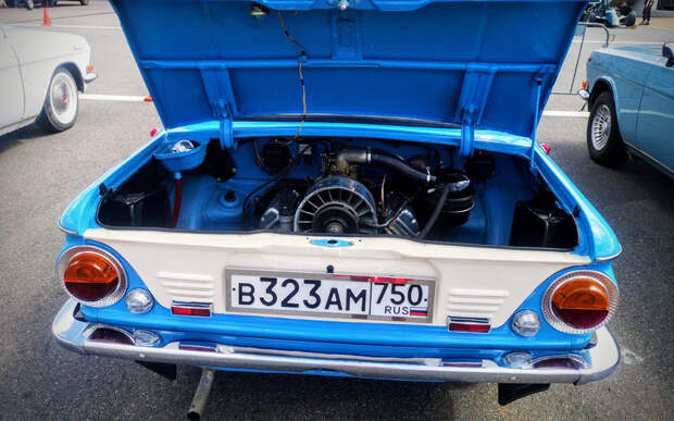 ЗАЗ-968А Запорожец: ретротест «ушастого»