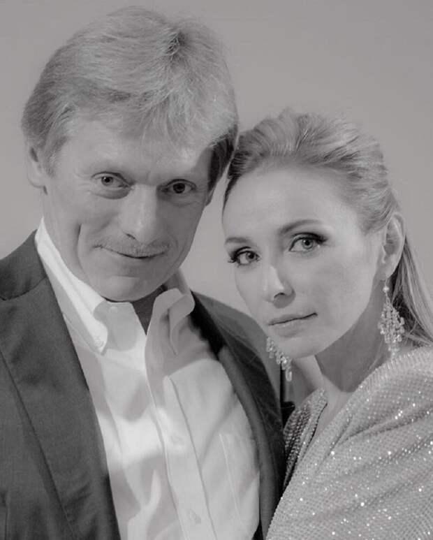 Татьяна Навка рассказала, как себя чувствует она и Дмитрий Песков