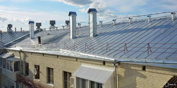 В Коптеве до конца 2021 отремонтируют шестнадцать фасадов жилых домов