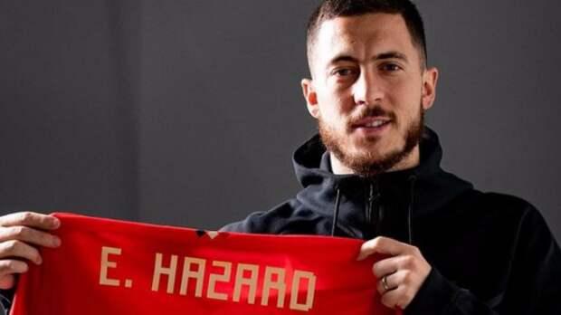 Бельгийский полузащитник Азар останется в запасе на матч Евро-2020 против РФ