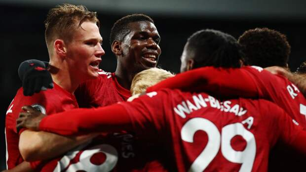 «Манчестер Юнайтед» не проигрывает на выезде в АПЛ 23 матча. Это 2-я по продолжительности серия в истории лиги
