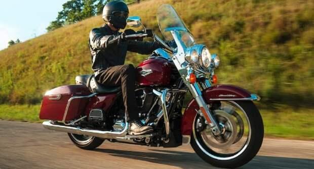 МЧС России пересаживается на мотоциклы Harley-Davidson