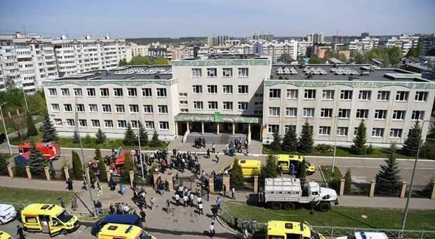Женщина из Казани рассказала, как ее сын чудом спасся от жуткой стрельбы в школе: «Мог бы быть там»