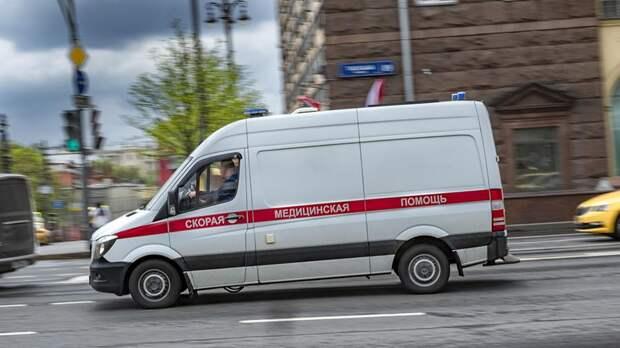 В Москве баскетболист умер во время матча