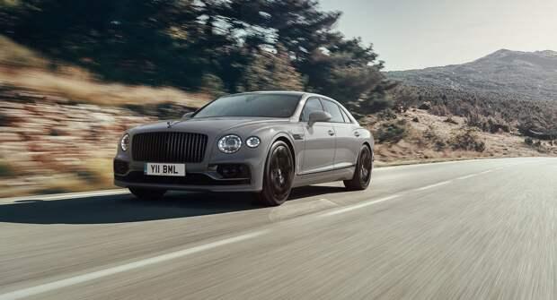 Bentley Flying Spur 2022 года получил более тихий салон и новые функции