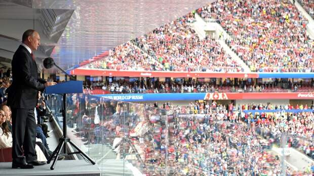 Песков ответил на вопрос о присутствии Путина на матче России и Бельгии в Петербурге