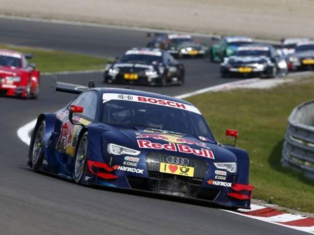 DTM: Audi выиграла гонку, BMW – командный зачет