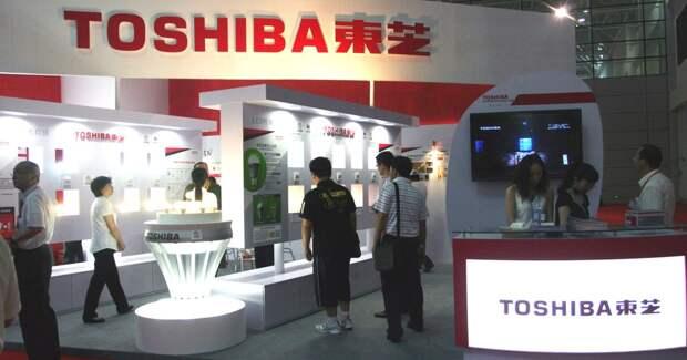 Toshiba уходит с рынка ноутбуков после 35 лет работы