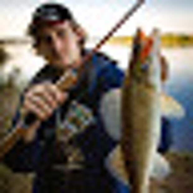 Где искать щуку в марте на малой реке?