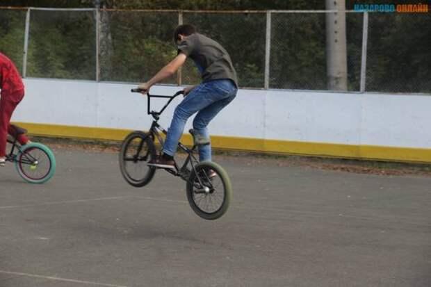 В городе могут появиться сразу две площадки для велосипедистов и скейтеров
