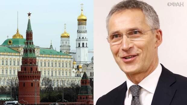 Столтенберг объяснил разницу в оборонных расходах НАТО и России