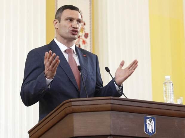 Градоначальник Киева Виталий Кличко призвал к территориальной обороне