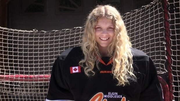 В канадском хоккее историческое событие! Клуб, где играл Якупов, впервые в истории выбрал девушку на драфте