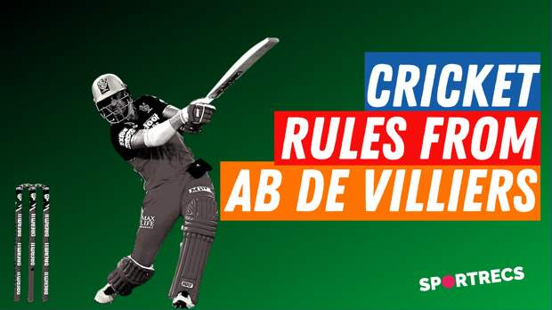 Cricket rules from AB de Villiers