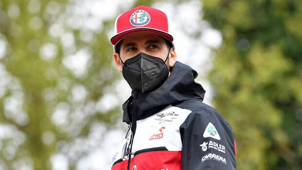 Джовинацци раскритиковал Мазепина задействия вовремя квалификации «Гран-при Эмилии-Романьи»