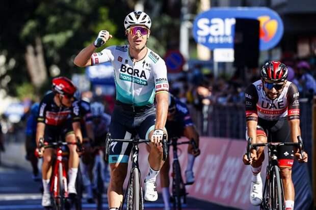 Петер Саган – победитель 10-го этапа Джиро д'Италия-2021