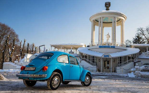 Советские автомобили против иномарок