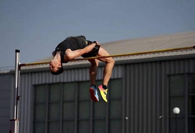 Илья Иванюк победил в прыжках в высоту на этапе Бриллиантовой лиги