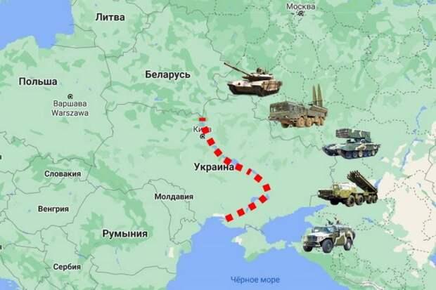 Американские власти рекомендовали не летать над некоторыми регионами России и Украины