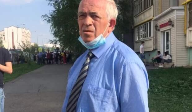 Учитель рассказал, как спас жизни детей от«казанского стрелка»