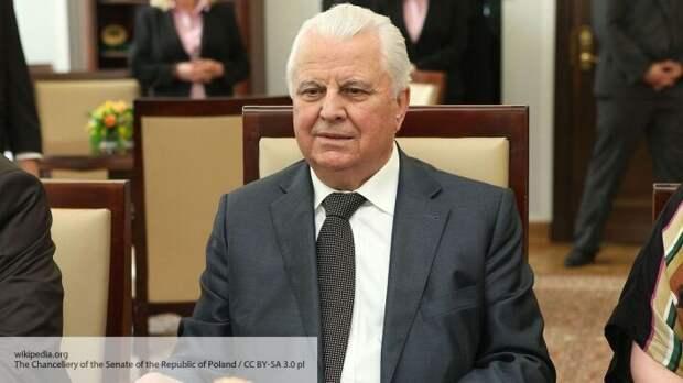 Дроздов не оценил идею Кравчука создать свободную экономическую зону в ЛДНР