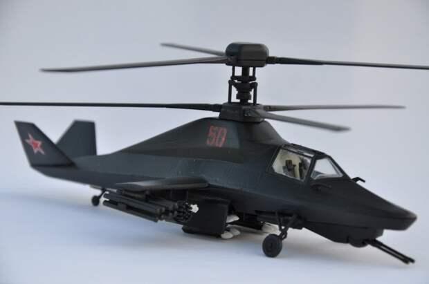 Sohа: вертолет Ка-58 «Черный призрак» — прорыв в области вооружений