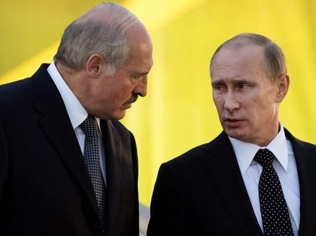 """""""Превратится в предателя"""": Путин разочаруется в Лукашенко при одном условии"""