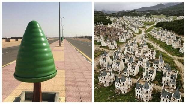 Урбанистический ад: 13 фото, похожих на антиупотию, но это реальность