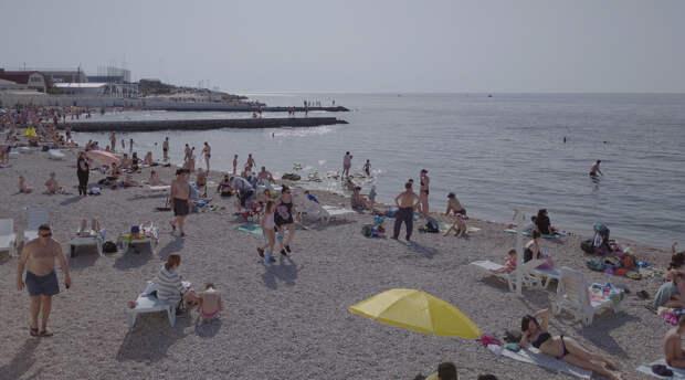 Правительство Севастополя уменьшило количество пляжей