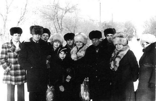 Производству искусственного меха в СССР способствовала разведка. /Фото: livejournal.com